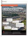 Elämän ja kuoleman logistiikka - Posten Logistik - Page 6