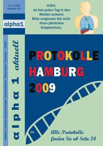 2/2009 - Gesellschaft für Alpha 1-Antitrypsinmangel-Erkrankte eV