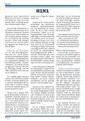 2/2009 - Gesellschaft für Alpha 1-Antitrypsinmangel-Erkrankte eV - Seite 4