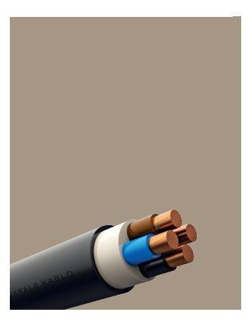 LSZH Low Voltage Power Cables - pamukkale kablo