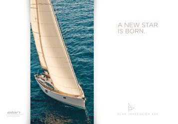 A NEW STAR IS BORN. - Elan Yachts