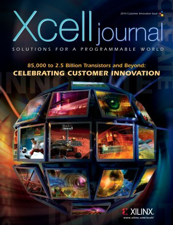 2010 Customer Innovation - Xilinx
