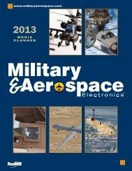 2013 Media Kit - Military & Aerospace Electronics