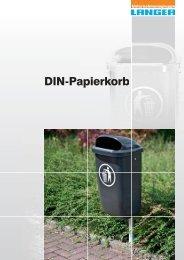 DIN-Papierkorb - Georg Langer Blechwarenfabrik und Stahlbau GmbH