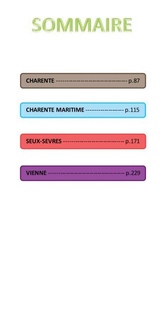 Carte Cezam Vallee Des Singes.Consultez Ici Le Guide Poitou Charentes Carte Cezam