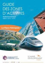 Guide des zones d'activités - Chambre de Commerce et d'Industrie ...