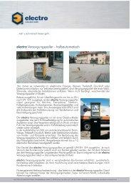 Versorgungspoller neu! - Electro Automation GmbH