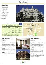 Hotel NH Master - Geo Tours