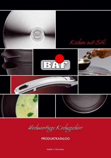 Jetzt downloaden - Baf-produkte.de