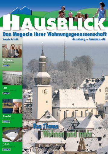 Badmodernisierung - Arnsberger Wohnungsbaugenossenschaft eG
