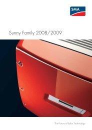 Katalog der Firma SMA - Braun Windturbinen GmbH