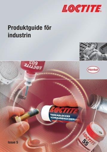 Produktguide för industrin - Henkel