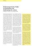 BIENEN, VÖGEL UND MENSCHEN - Kompetenzinitiative - Seite 6