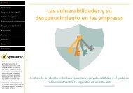 Las vulnerabilidades y su desconocimiento en las empresas