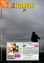 Ausgabe September 2009 - Extrablatt