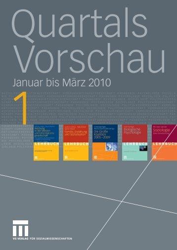 Januar bis März 2010
