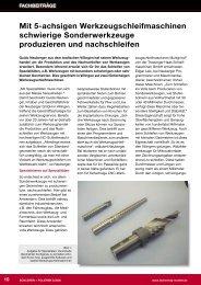Schleifen + Polieren - Neuberger GmbH