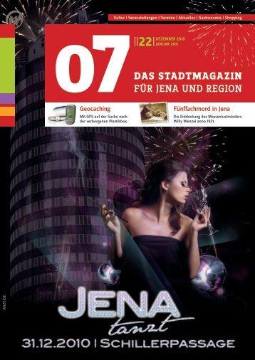 Ausgabe 22 - 07 Das Stadtmagazin . BLOG