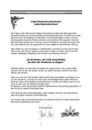 (1,06 MB) - .PDF - Marktgemeinde Steinerkirchen an der Traun