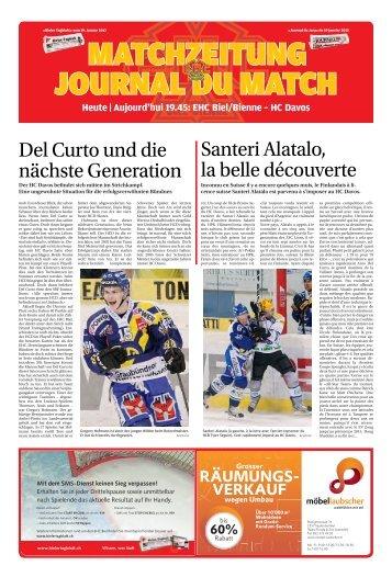 DelCurtounddie nächsteGeneration SanteriAlatalo ... - Journal du Jura