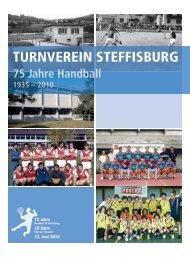 Chronik als PDF zum runterladen - TV Steffisburg Handball