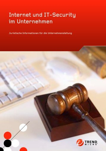 TM Jurist.Leitfaden_CH - Trend Micro
