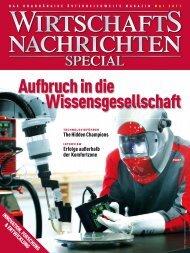 Special 05/2011 Innovation, Forschung & Entwicklung