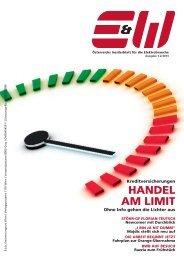 HANDEL AM LIMIT - E&W