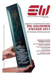 DIE GOLDENEN STECKER 2011 - E&W
