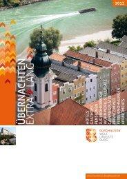 ÜBERNA CHTEN EXTRA LANG - Burghausen - Stadt Burghausen