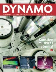 Download Dynamo som pdf her - Danmarks Tekniske Universitet