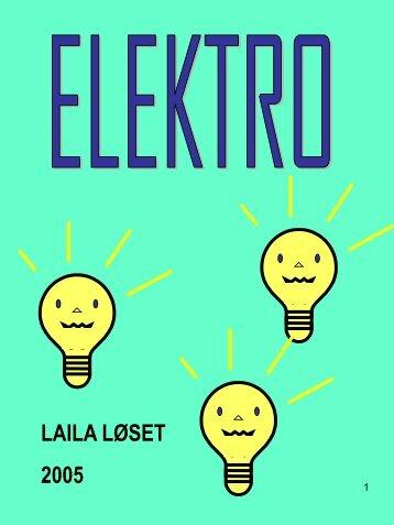 Elektro - Evina