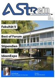 Fakultät V Best of Forum Stipendien IdeenExpo - AStA der ...