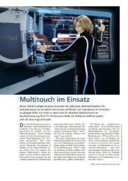 Link zum Bericht - Grossenbacher Systeme AG