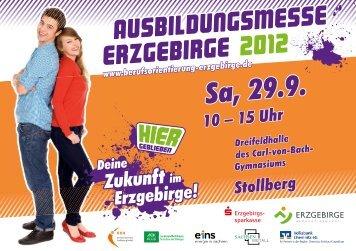 Sa, 29.9. - Wirtschaftsförderung Erzgebirge GmbH