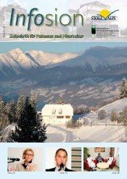 Zeitschrift für Patienten und Mitarbeiter - LKH Stolzalpe