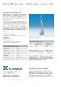 Brochure tracking system - Hanning Elektro-Werke GmbH & Co. KG - Page 2