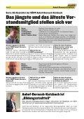 Sicherheit in Auhof Dornach Katzbach. - ÖVP Dornach - Seite 5