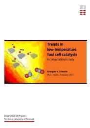 Trends in low-temperature fuel cell catalysis - people.seas.harvard ...