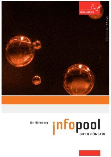 Infopool gut & günstig Version 01/2013 - Stadt Nürnberg