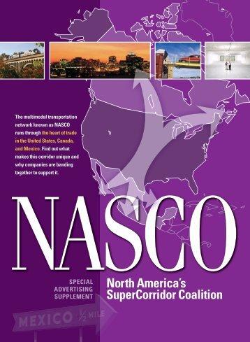 North America's SuperCorridor Coalition - Inbound Logistics