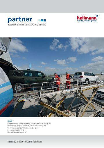 "Winners of ""Logistics Genius 2011"" have been - Hellmann ..."