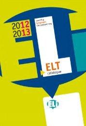 graded readers - ELI Publishing