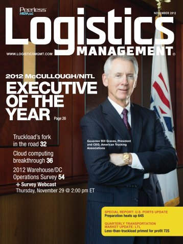 Logistics Management - November 2012