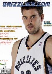Grizzlies.com - UBL News