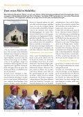 Brüdergemeine in Südafrika - Herrnhuter Missionshilfe - Page 3