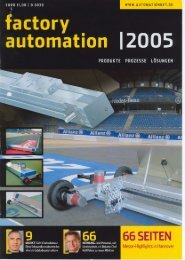 Factory Automation 2005 (pdf / 957 KB)
