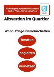 Altwerden im Quartier Altwerden im Quartier - Hamburger ...
