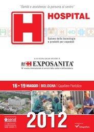 Consulta il depliant del salone Hospital - Senaf