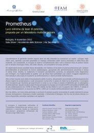 Prometheus - INFN
